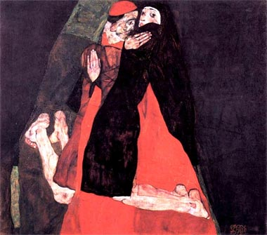 Kardinal i časna sestra