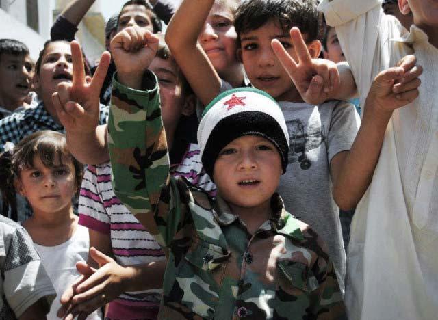 Sirijska djeca