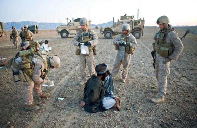 Amerikanci u Afganistanu