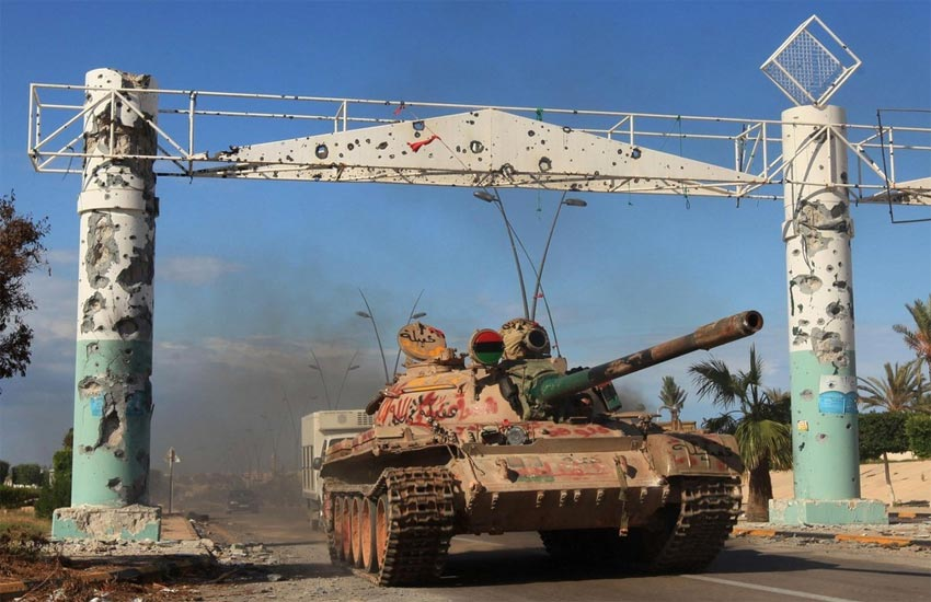 Tenk u Libiji