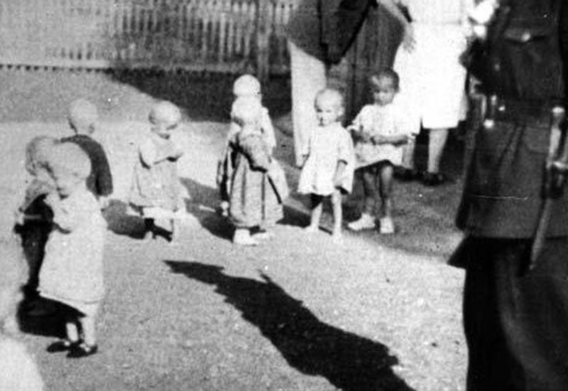 Dječji koncentracijski logor u Sisku