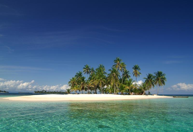 tropski otok