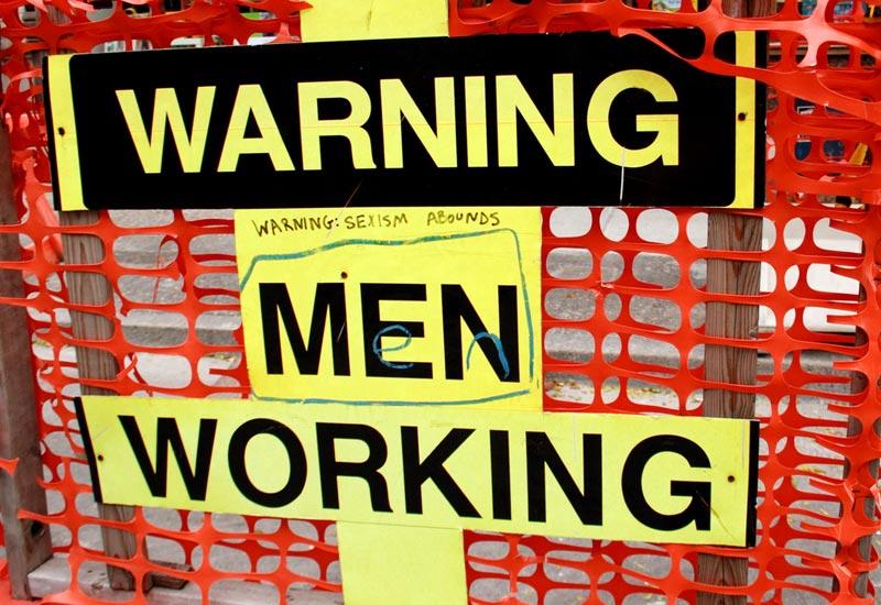 muškarci na poslu