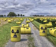 radioaktivni otpad